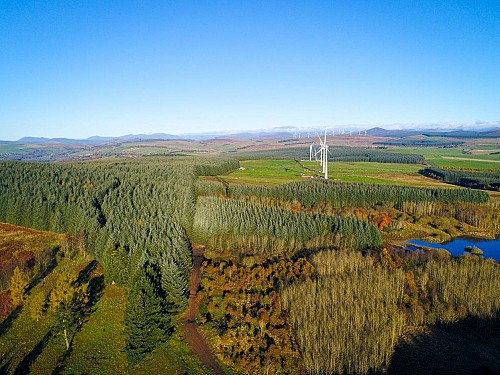 High voltage specialist Smith Brothers appointed to energise eleven wind turbines