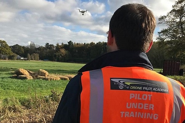 Drone training lifts engineers' skills to new heights