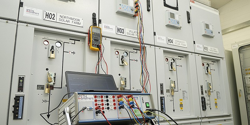 Finding fault with cabling connections