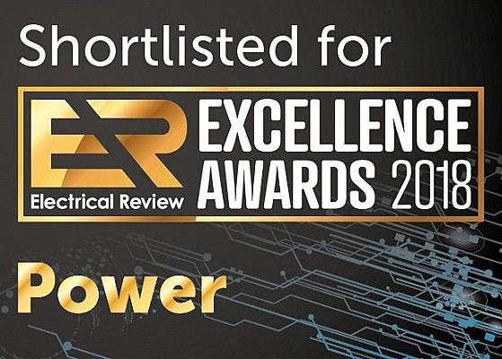 Smith Brothers shortlisted for Electrical Review Excellence Award
