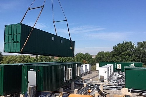 Surge in renewables sector for battery storage sites