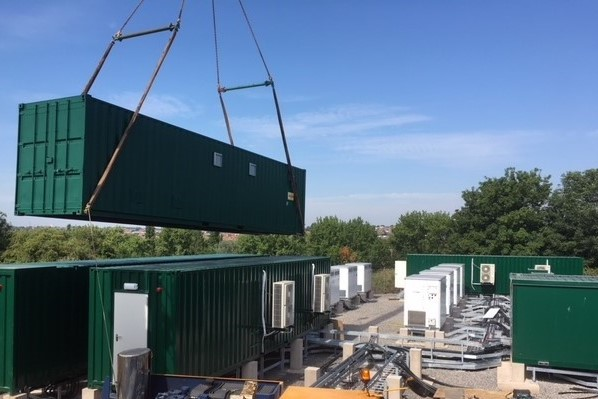 Smith Brothers powers up the UK's biggest battery