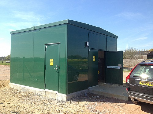pre-fabricated containerised solutions