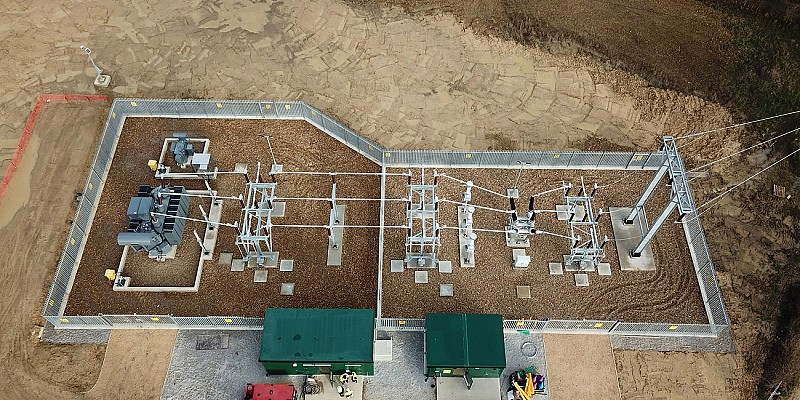 Smith Brothers connects 50MW Cambridgeshire solar farm
