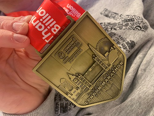 Double Smith Brothers triumph at London Marathon!