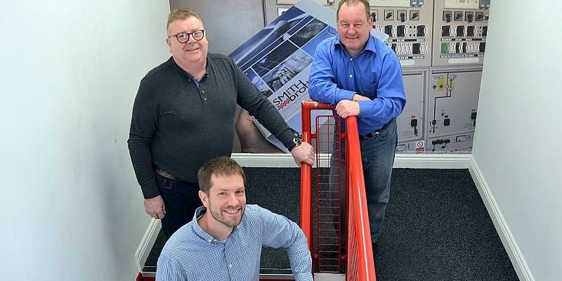 Trio of team members celebrate a decade at Smith Brothers