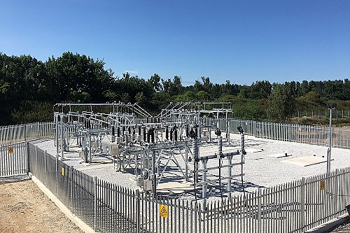 Saint-Gobain site successfully energised by high-voltage specialist Smith Brothers