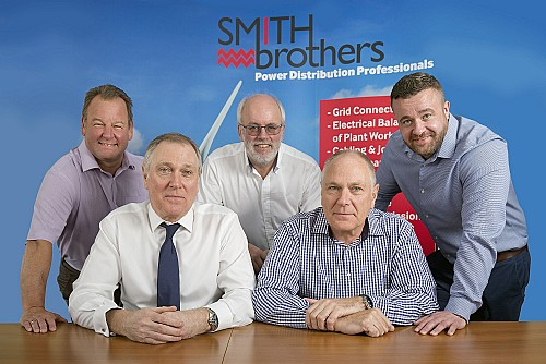 Smith Brothers adds century of engineering expertise with trio of appointments