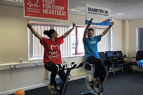 Smith Brothers spins towards a £2.5k festive fundraising total