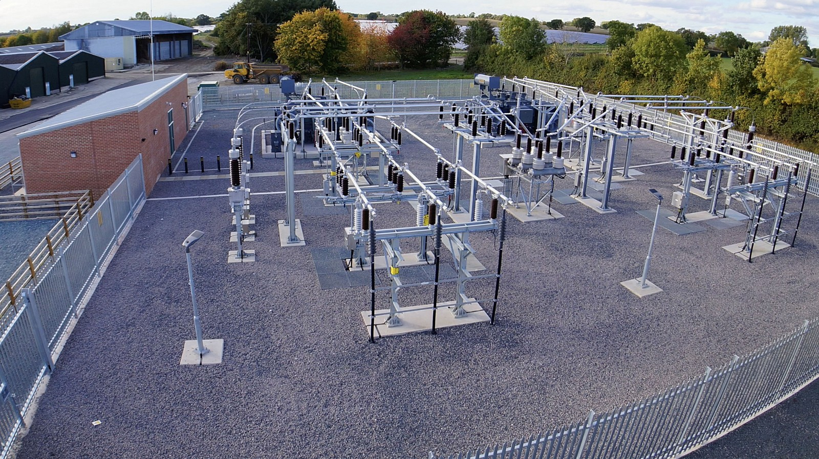 Electrical High Voltage Engineering Contractors - UK - Smith